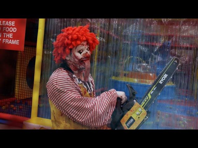 Ronald McDonald Playground Slaughter Резня на площадке Рональда МакДональда Русская озвучка