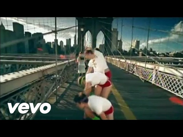 Moby Featuring Debbie Harry - New York New York