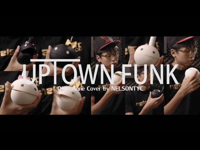 Mark Ronson Uptown Funk Otamatone Cover by NELSONTYC