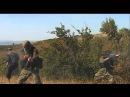 Ролик со съемок фильма Грозовые ворота