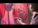 Полный Видеоурок Тюльпаны художник Сахаров Игорь