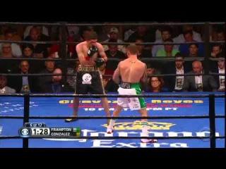 Carl Frampton vs Alejandro Gonzalez Jr  ()