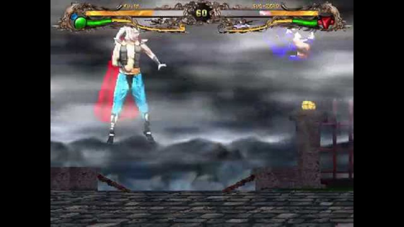 Beyond Mortality Fujin Awakening Path vs Ancient Sub Zero Distortion Path