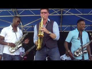 DW3 Brian Culbertson Kim Waters Eric Darius Michael Lington live at the Napa Valley Jazz Getaway 201