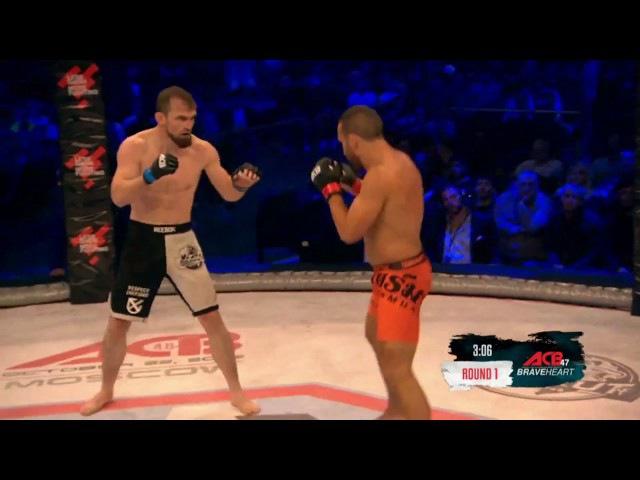 Sayd-Hamzat Avkhadov vs. James Brum