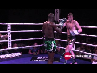Abdallah MABEL vs Soloman WICKSTEAD