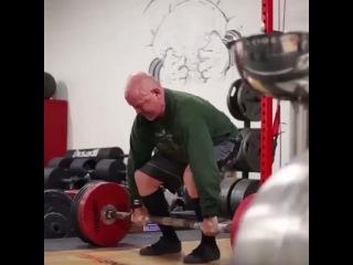 I Love Powerlifting on Instagram: 66-летний Odd Haugen тянет ось Аполлона весом 190 кг! Прекрасный результат, даже если не брать в учёт возраст!