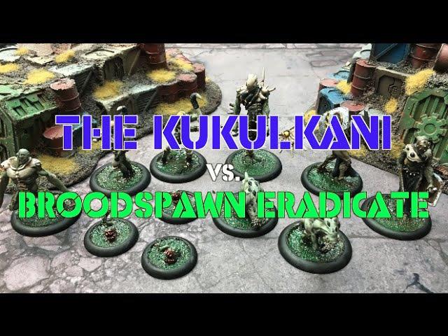 A Forsaken World - Dark Age Battle Reports - Ep 15 NEW KUKULKANI Part 2