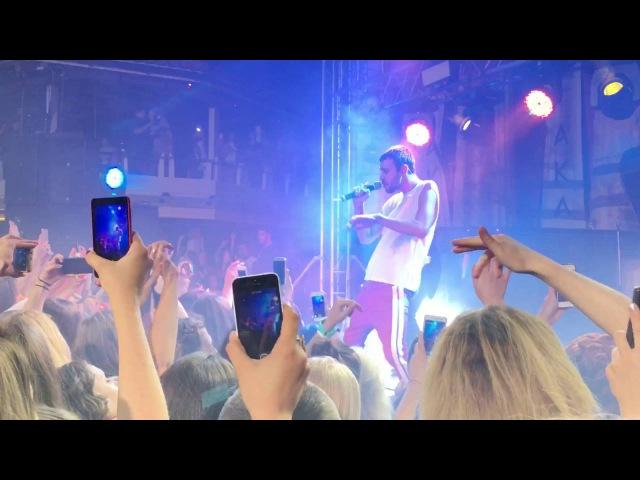 Макс Барских Давай займемся любовью LIVE HD в Одессе ITAKA 10 09 2016