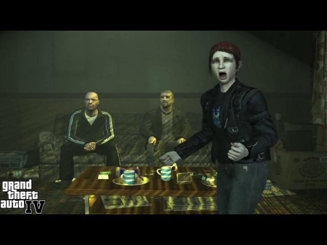 Grand Theft Auto IV EfLC TLAD Миссия 19 Выходной Романа