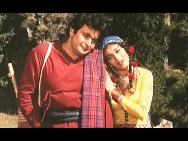 Tu Kya Pyar Karega Full HD Song Sahibaan Rishi Kapoor Madhuri Dixit