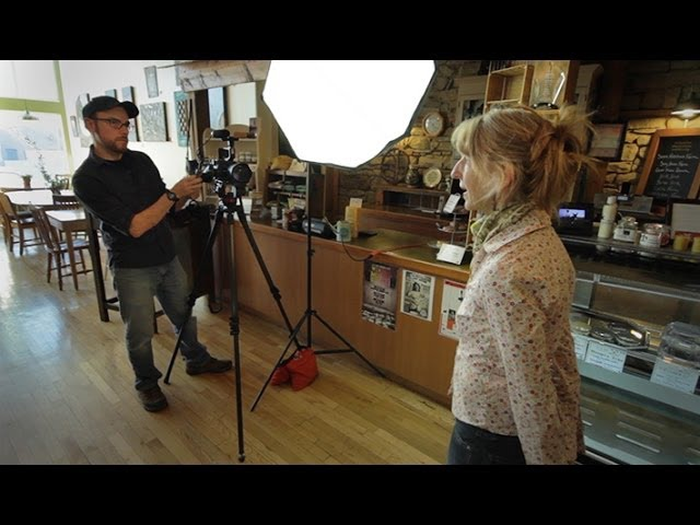 Review of the Strahlen LED Video Production Light