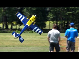 Joe Nall 2016 3D Action - Jase Dussia