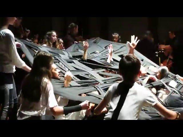 Teodor Currentzis Sasha Waltz Beethoven 5th Symphony