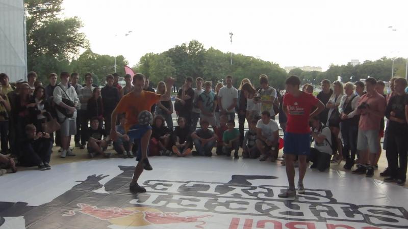 Park Gorkogo RBSS battle