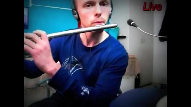 Andrei Lucaci Ruseasca de joc la flaut