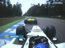 2001 German Grand Prix Olivier Panis vs Jarno Trulli - onboard high speed battle