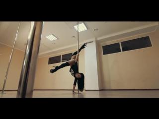 Julia Shikula - EXOTIC POLE DANCE - Zaporozhye 2015