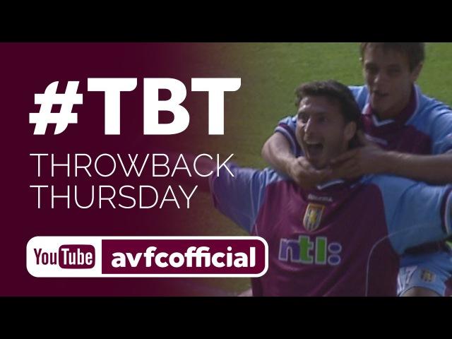 Throwback Thursday Luc Nilis wonder goal v Chelsea
