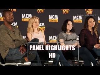 MCM London 2016: Dark Matter Panel Highlights (Sunday)