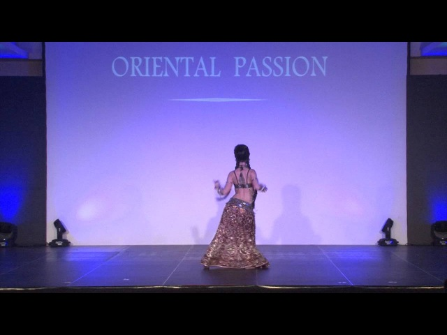 Kira Lebedeva Habibi Lal@ 6th Oriental Passion Festival Closing Party