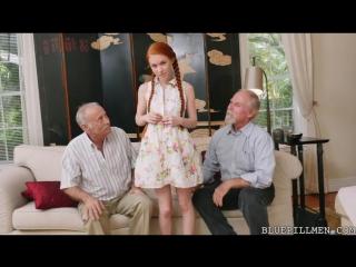 У дедушки в гостях _  Dolly Little - Online Hook-up