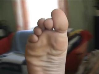 Maroc men feet