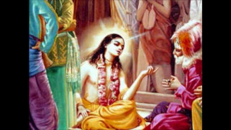 Siksastakam ~ Swarupa Damodar Dasa