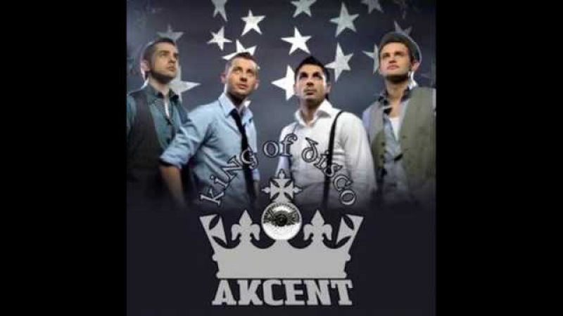 Akcent King Of Disco EqHQ