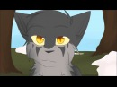 Коты Воители-Кленовница,Синегривка,Щербатая и Белогривка