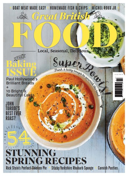 Great British Food - March 2016 vk.com