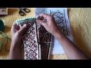 Вязание джурабов. Урок 6