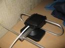 Антенна для цифрового эфирного ТВ DBV-T2 своими руками. Сравнение с заводской антенной.