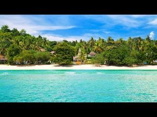Сказочный пляж на о. Яу-Яй, Таиланд (4К)