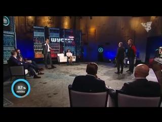 Скандал Саакашвили vs Червоненко!