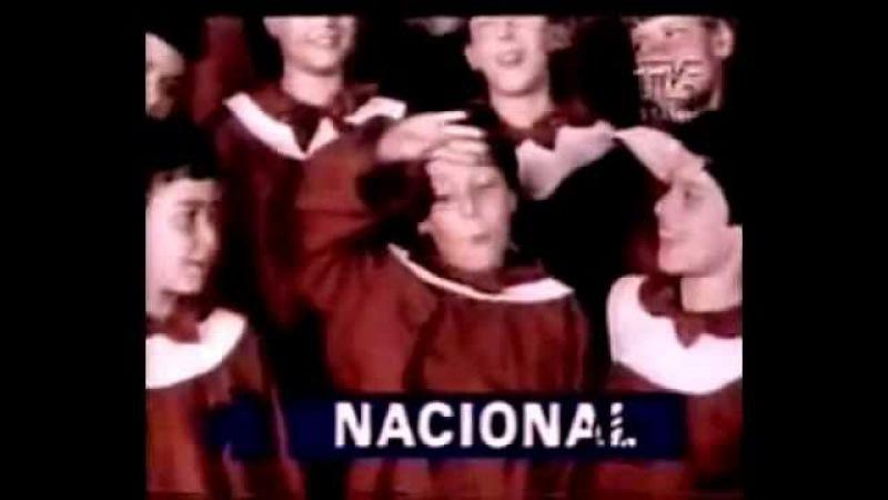 ANOS 80 BANCO NACIONAL NATAL QUERO VER VC NÃO CHORAR OFICIAL