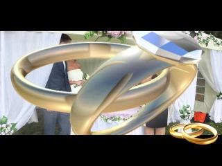 Свадьба в Доме отдыха «Волжский прибой»