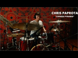 "Meinl Cymbals Chris Paprota Drum Video ""Chinese Pyramid"""