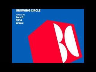 AudioStorm - Growing Circle (N'Pot 'Ocean Grown' Remix)
