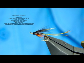 Tying the Munro Killer with Feelers with Davie McPhail