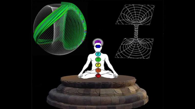 Машина времени Колокол Принцип действия активация чакр энергия Врил Мер Ка Ба