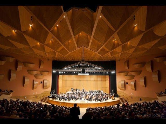 P.I.Tchaikovsky Capricho Italiano op. 45 - Sinfónica de Galicia - Jesús López Cobos, director