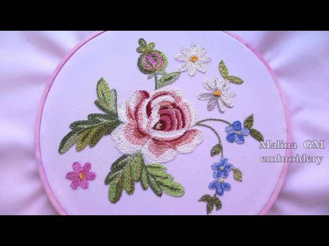 Tambour Embroidery | Тамбурная Вышивка