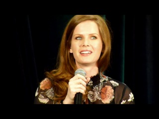 Bex! (Rebecca Mader) Vancouver OUAT 2017