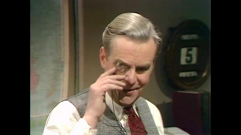 Лорд Питер Уимзи Смерть по обьявлению 1 серия Англия Детектив 1973