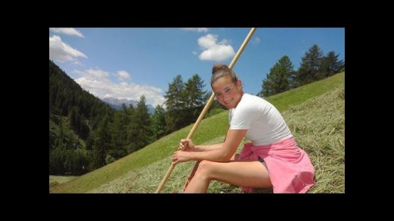 (Doku HD) Meine Traumreise nach Südtirol - Arbeitsurlaub beim Bergbauern