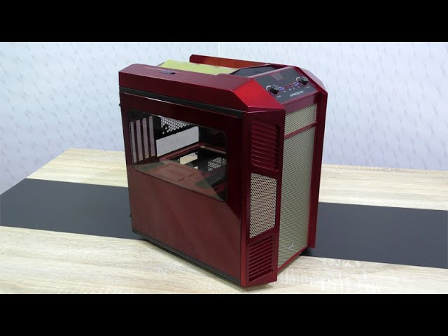 DEUTSCH Aerocool XPredator Cube Micro ATX Gehäuse Testbericht