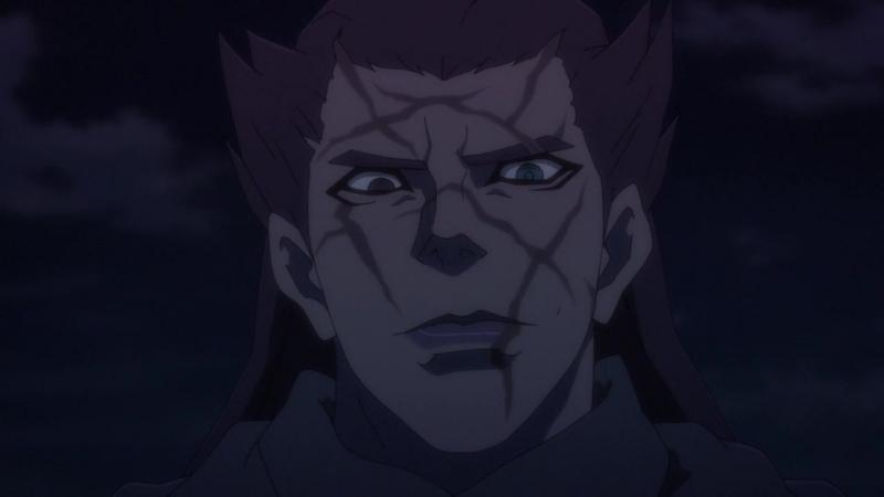 Гаро Багровая луна Garo Guren no Tsuki 22 ADStudio