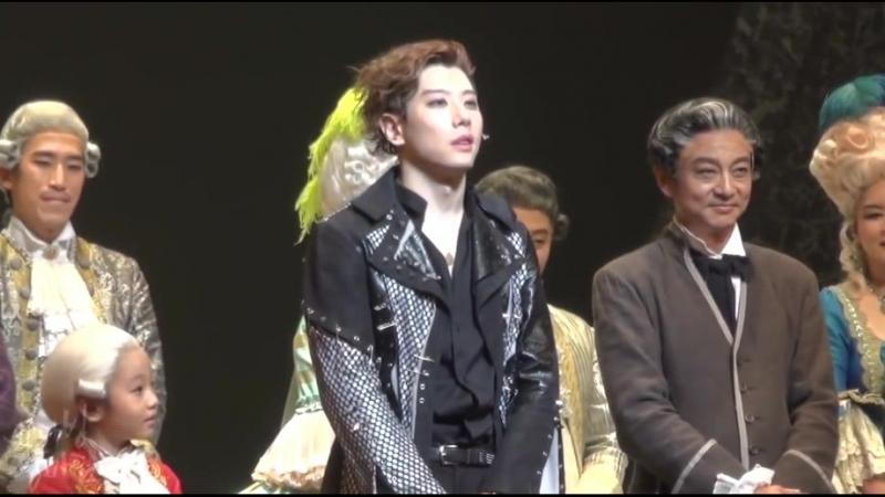 [ENG SUB] Park Hyo Shin Mozart Ending 모차르트 박효신