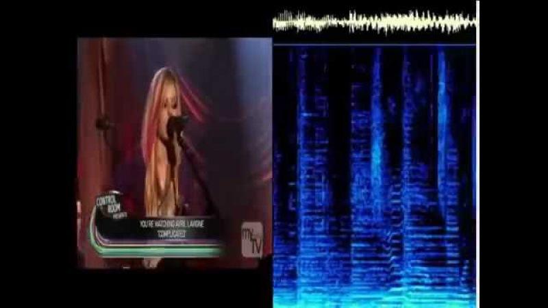 Avril Lavigne vs Melissa Vandella incompatible voices